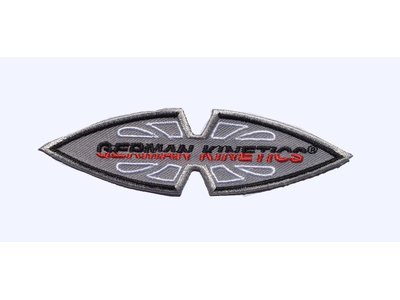 German Kinetics Patch